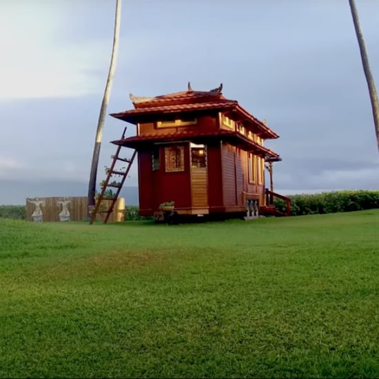 Tiny Temple Homes in Hawaii
