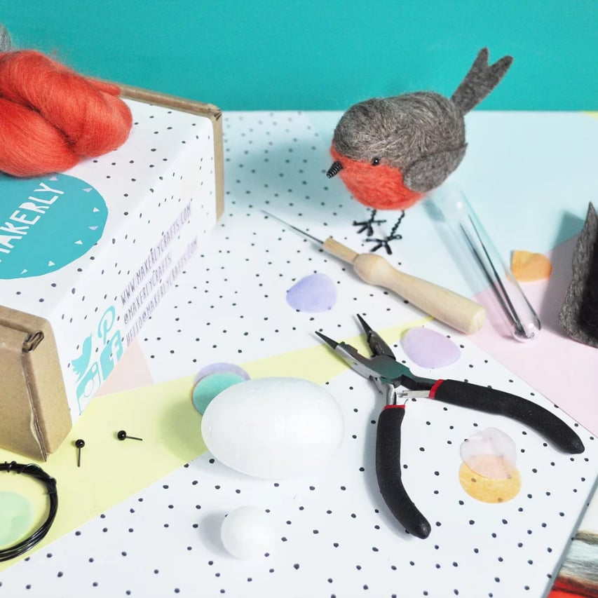 Makerly Adult Craft Subscription Box