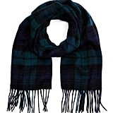 Nordstrom Blackwatch Wool Scarf