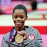 """Gold For Gabby —All About Her """"Amazing"""" Historic Win in London!"""
