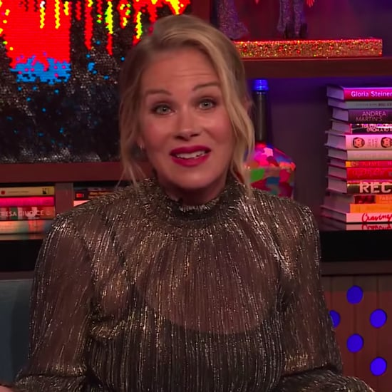 Christina Applegate on Turning Down Legally Blonde WWHL
