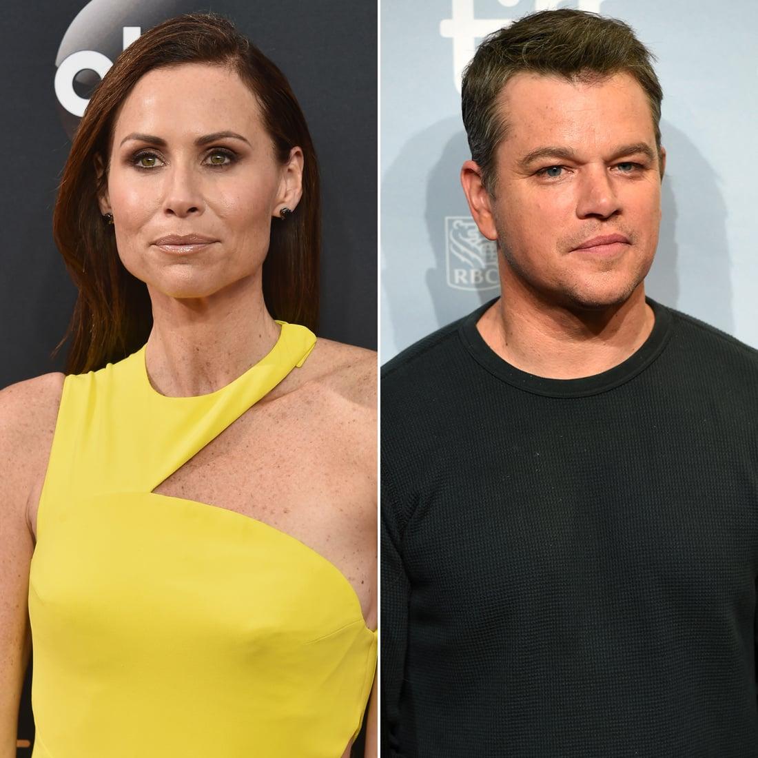 Minnie Driver on Matt Damon Sexual Harassment Quotes ...
