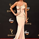 The Emmys Red Carpet Wouldn't Be Complete Without Sofia Vergara in a Sexy Gown
