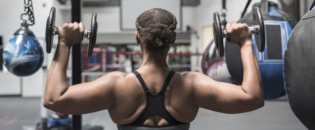 Full-Body Gym Workout For Women