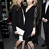Celebrities at Dolce & Gabbana's NYC Flagship Store Opening