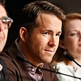 Ryan Reynolds Interview at Cannes For The Captive | Quotes