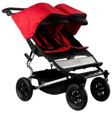 Mountain Buggy Duet Double Stroller The Best Strollers From Buybuy
