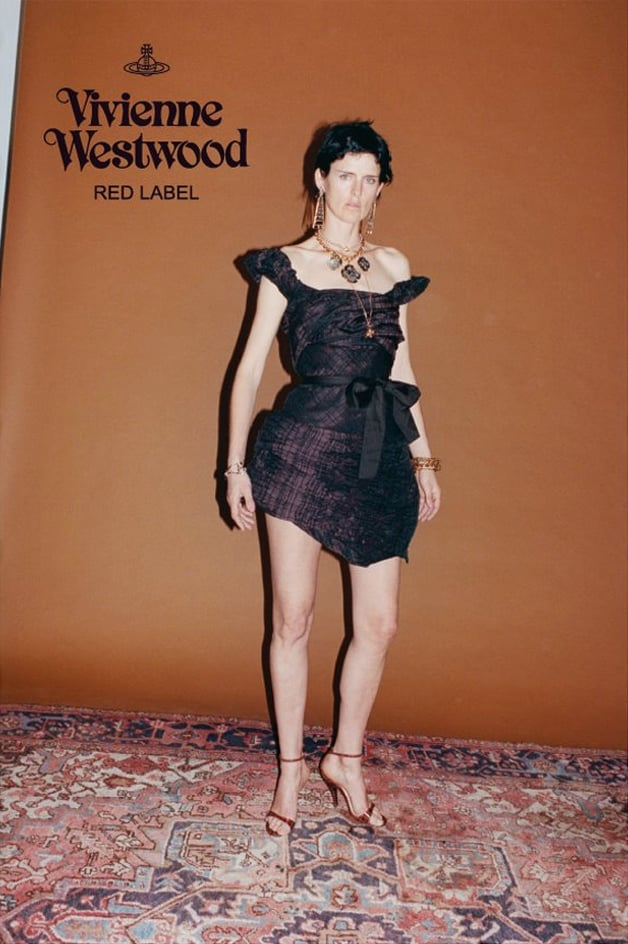Vivienne Westwood Red Label Fall 2012 Ad Campaign