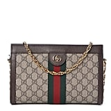 Gucci GG Supreme Monogram Small Ophidia Shoulder Bag