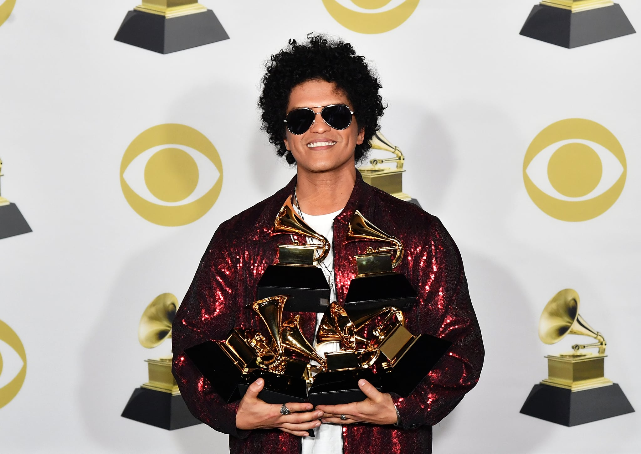 Grammys: How Many Grammys Does Bruno Mars Have?