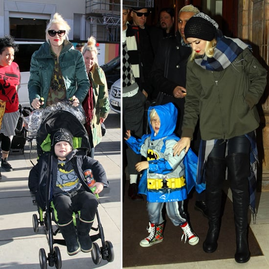 Gwen Stefani and Zuma Take On Europe Amid Her Video Controversy