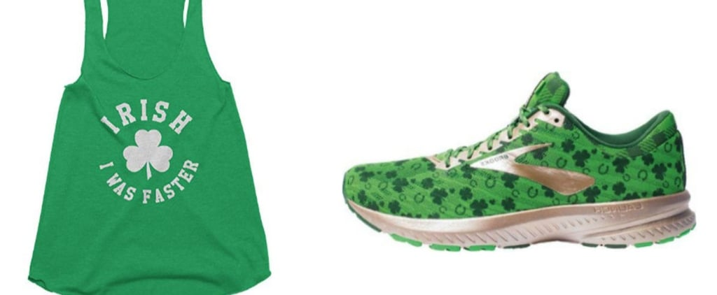 St. Patrick's Day Workout Clothes