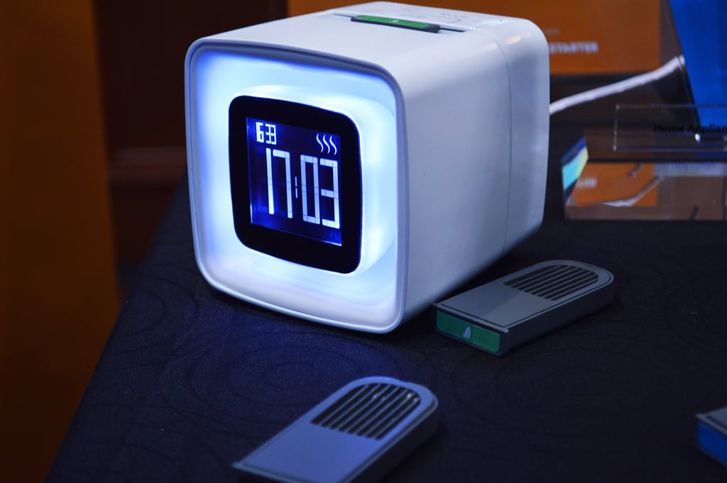sensorwake alarm best home gadgets 2016 popsugar tech