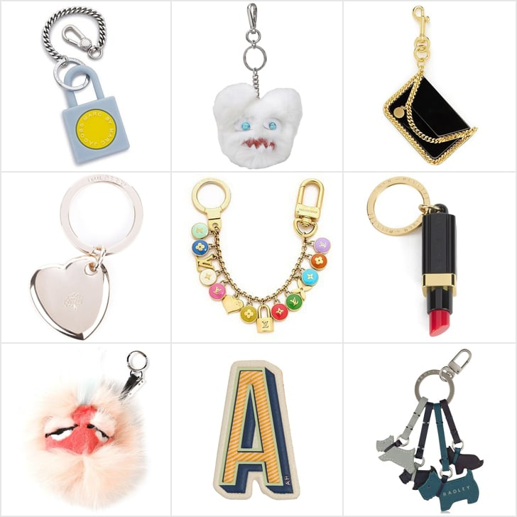 Best Bag Charms and Accessories