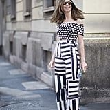 No-Rules Fashion: Mix and Match Textures and Patterns