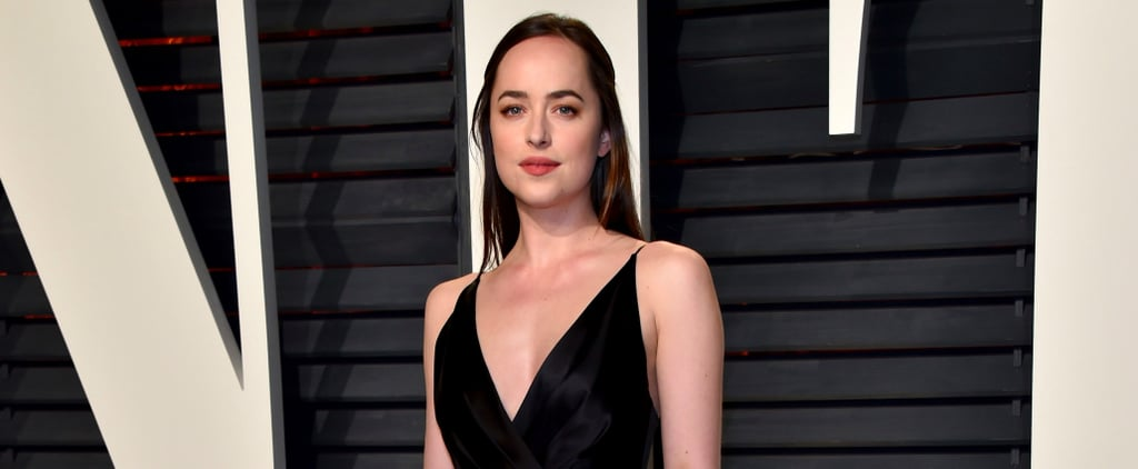 Did Dakota Johnson Just Upstage Her Own Oscars Look With This Afterparty Gown?