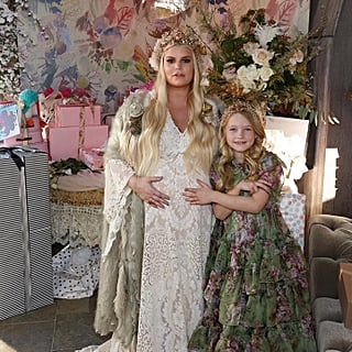 What Did Jessica Simpson and Eric Johnson Name Third Child?