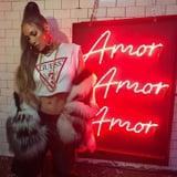 Jennifer Lopez's Amor Amor Amor Music Video