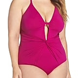 LaBlanca Twist Front One-Piece Swimsuit