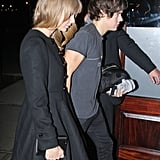 Taylor Swift and Harry Styles Have a Late NYC Night