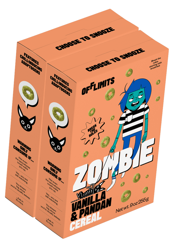 OffLimits Zombie Cereal