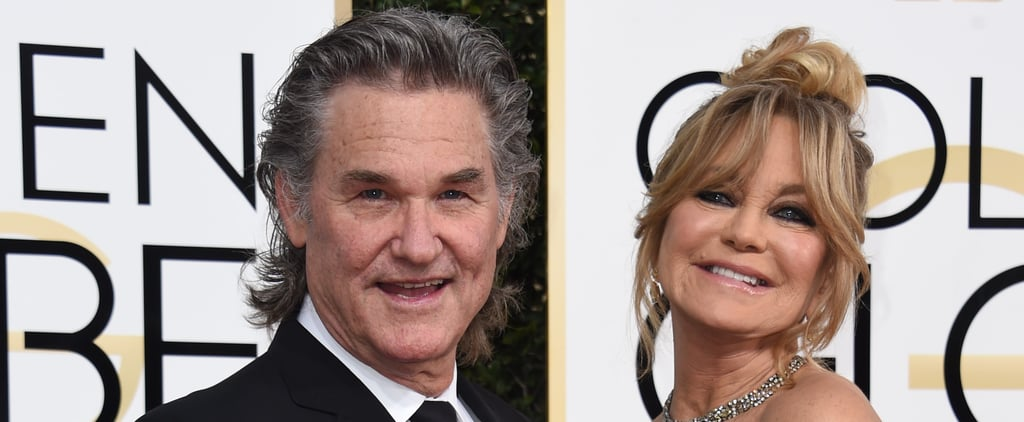 Goldie Hawn and Kurt Russell Flaunt Their 3-Decades-Long Romance at the Golden Globes