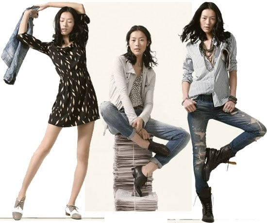 Madewell 2010 Spring Look Book
