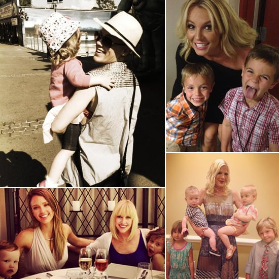 Celebrity Moms Share Their Mother's Day Photos
