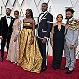 Marvel Cast at the 2019 Oscars