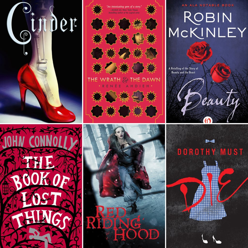 Books Based on Fairy Tales