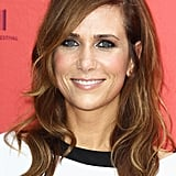 At the Imogene premiere in Paris, Kristen Wiig showed off her perfectly undone waves in a gorgeous caramel hue that perfectly complemented her complexion.