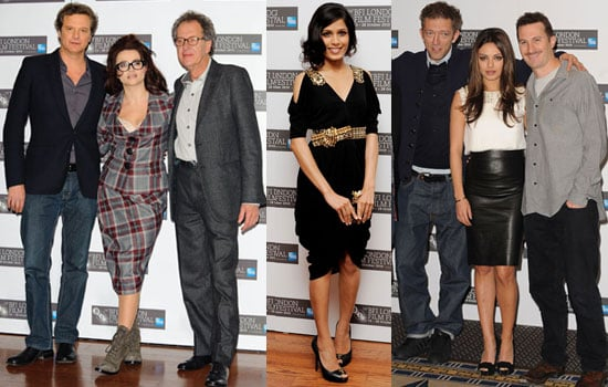 Roundup of the Week's Biggest Celebrity and Entertainment Stories Including London Film Festival