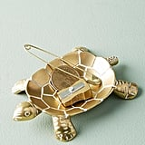 She'll love filling this Anthropologie Brass Turtle Trinket Dish ($14) with her dainty throw-on-and-go jewels.