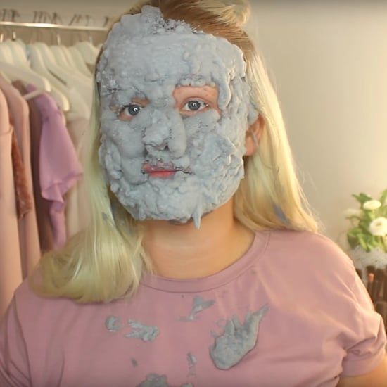 100 Layers of Bubble Mask Video