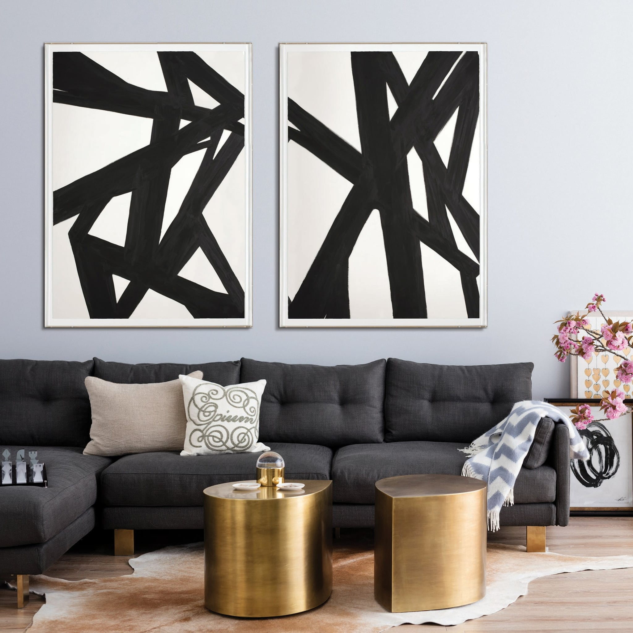 How To Match Art To Different Home Decorating Styles Popsugar