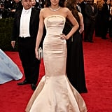 Kendall Jenner at the 2014 Met Gala