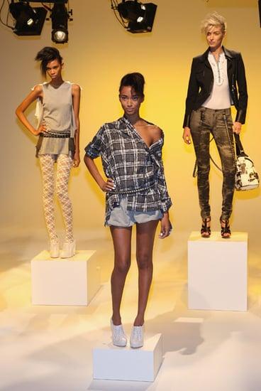 Photos from New York Fashion Week Spring 2010 Alexander Wang, Diane von Furstenberg, Max Azria, Herve Leger