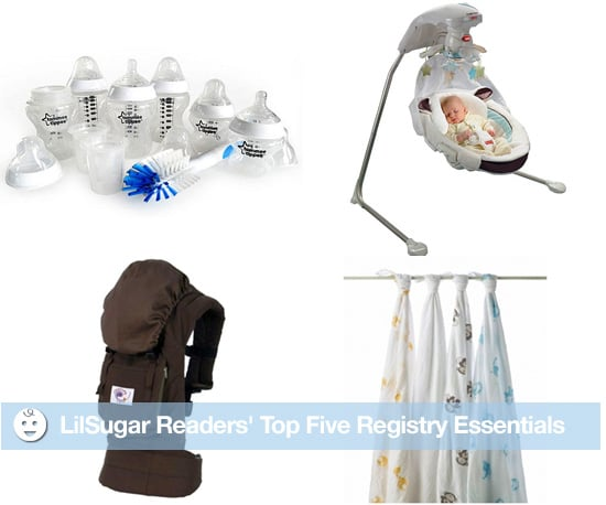 Baby Registry Essentials
