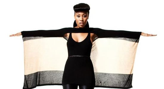 VV Brown interview, Chanel Fast Food Advert, New POP Cover