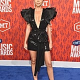 Sarah Hyland at the 2019 CMT Awards