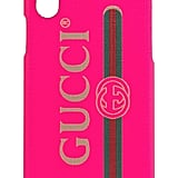 Gucci Logo iPhone X/Xs Case