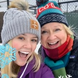 Reese Witherspoon's Family Ski Vacation Looks Like a Winter Wonderland Dream