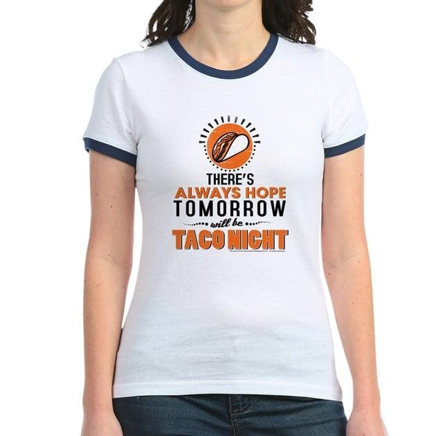 Taco Night Shirt