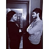 Selena didn't write a caption for this Instagram: she simply tagged Zedd and let the cute moment speak for itself.