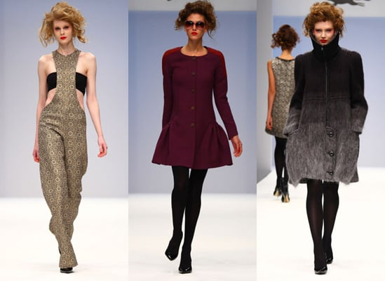 London Fashion Week A/W 2009: Paul Costelloe