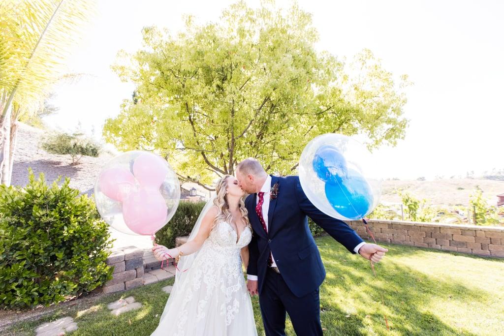Star Wars-Themed Vineyard Wedding