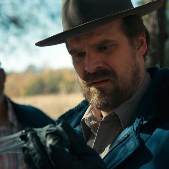 Is Hopper in the Upside Down in Stranger Things Season 3?