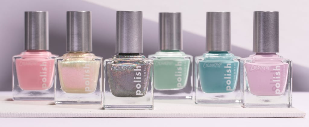 Prepare Yourself: ColourPop Is Debuting Polish as Gorgeous as Its Shadows