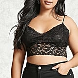 Forever 21 Plus-Size Lace Bralette