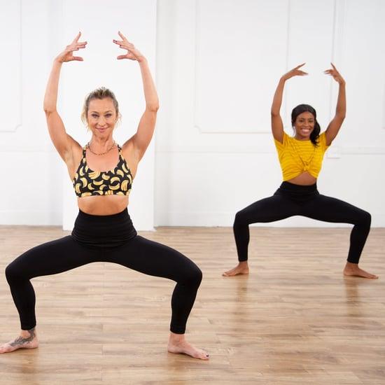 POPSUGAR Fitness Instagram Live Workouts, Week of 7/12